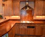 Custom Kitchens with Oios Metals