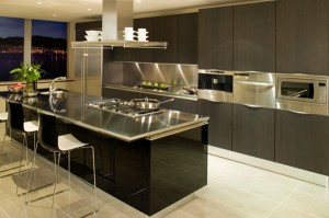 commercial stainless_steel_kitchen