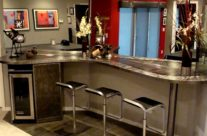 Denver Custom Bar Counter Top