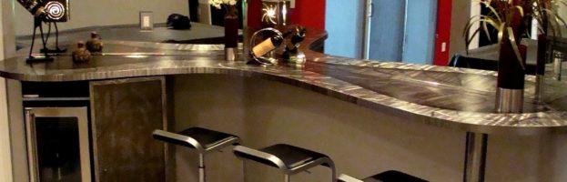 Denver Custom Bar Counter Top