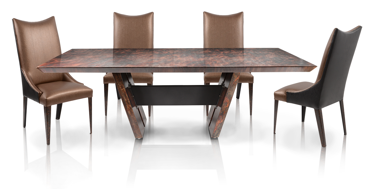 Oios Modern Furniture Gallery Contemporary Custom Metal Furniture