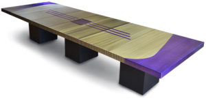 Custom Commercial Conference Room Tables