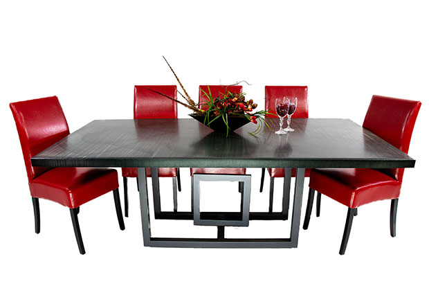 Modern Dining Table | Contemporary Metal Coffee Tables | Steel Fire Pits  Denver CO