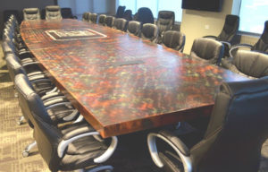 confrence commercial grade tables and chairs